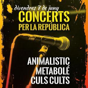 Concerts per la República - Tortosa 2019