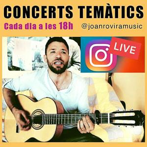 Concerts temàtics - Joan Rovira