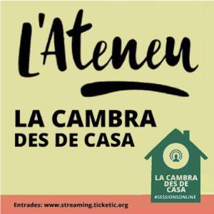 Cicle de concerts 'L'Ateneu, la cambra des de casa', de l'Ateneu Santcugatenc