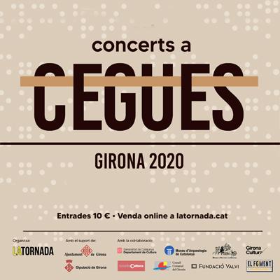 Concerts a Cegues a Girona, 2020