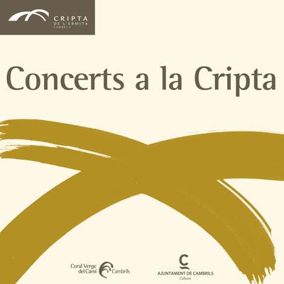 Concerts a la Cripta, Cripta de l'Ermita, Cambrils, 2020