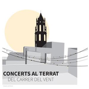 Cicle 'Concerts al Terrat del Carrer del Vent', REus, 2019