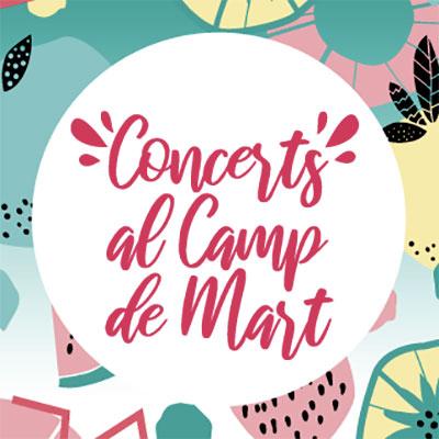 Concerts al Camp de Mart, Tarragona Reactiva la Cultura, Tarragona, 2020