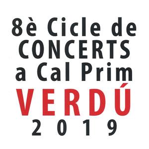 8è Cicle de Concerts a Cal Prim, Verdú, 2019