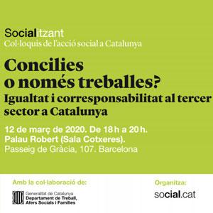 Col·loqui 'Concilies o només treballes?' - Barcelona 2020