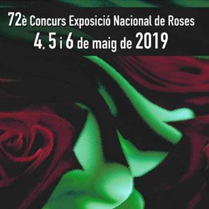 72è Concurs exposició nacional de Roses a Reus, 2019