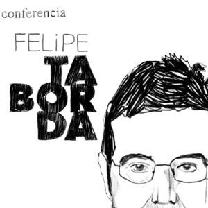 Conferència 'Innovación' del dissenyador gràfic i il·lustrador brasileny Felipe Taborda