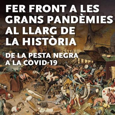 Cicle de conferències 'Fer front a les grans pandèmies al llarg de la història. De la pesta negra a la Covid-19', Reus, 2021