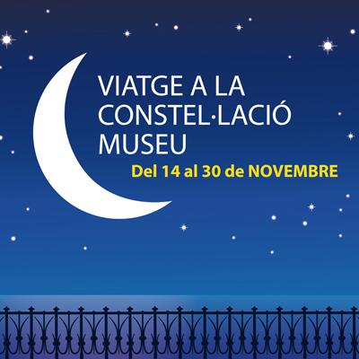 Itinerari virtual 'Viatge a la constel·lació museu', 2020
