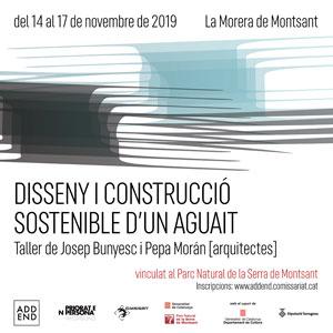 Taller 'Disseny i construcció sostenible d'un aguait'