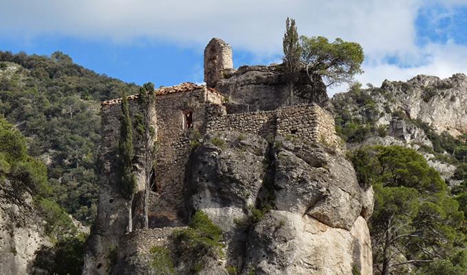 Convent Balneari de Cardó de Benifallet