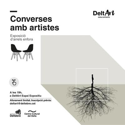 Converses amb artistes - Deltebre 2021