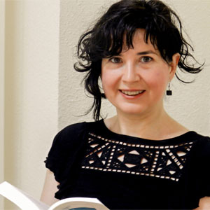 Poetessa Conxita Jiménez