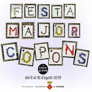 Festa Major de Copons