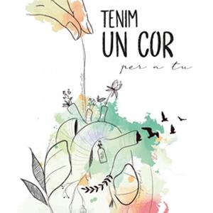 Llibre 'Tenim un cor per a tu' de Marta Gubau Comas i Mariona Visa Barbosa, il·lustrat per Mariona Trias Gubau