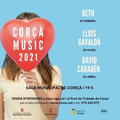 Corçà Music, Corçà, 2021