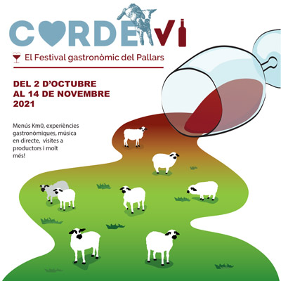 Corde vi, Festival Gastronòmic del Pallars. 2021