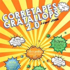 Corretapes a Gratallops, 2019