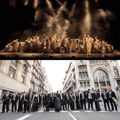 Cor de Teatre i Orquestra Vespres d'Arnadí