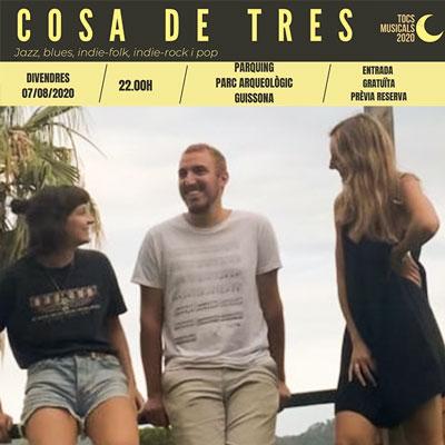 Concet de Cosadetres, Tocs Musicals, Guissona, 2020
