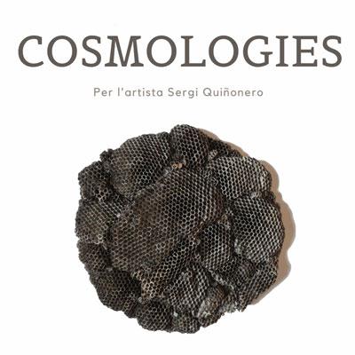 Exposició 'Cosmologies' de Sergi Quiñonero