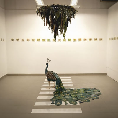 Exposició 'CovidArt', Valls, 2020