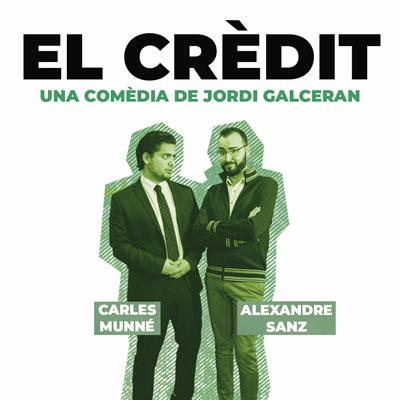 Teatre 'El Crèdit' de Jordi Galceran