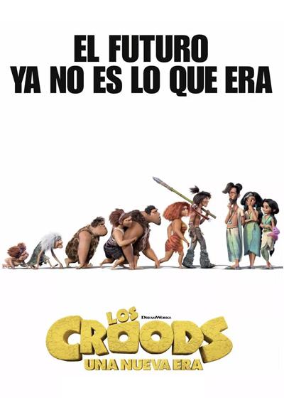 Los Croods. Una nueva era