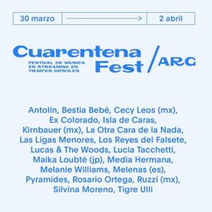 Cuarentena Fest Argentina