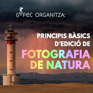 Curs 'Fotografia de natura' - Gepec 2020