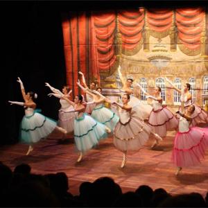 Espectacle de dansa 'El Trencanous' de l'Escola de ballet clàssic Concepció Gratacós, Banyoles, 2020