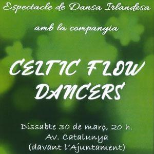 Espectace de Dansa Irlandesa als pallaresos