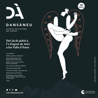 Dansàneu Festival de Cultures del Pirineu, 2021