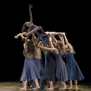 Espectacle 'Consagració de la primavera' a càrrec del BCN City Ballet