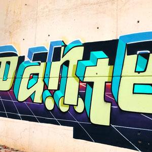 Dante - Graffiti