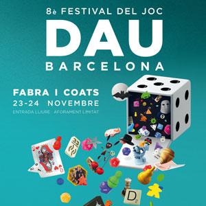 8è Dau Barcelona. Festival del Joc - 2019