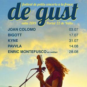 Festival De Gust, Portal 22, VAlls, 2019
