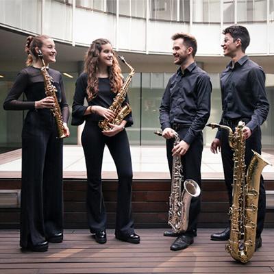 Delia Quartet