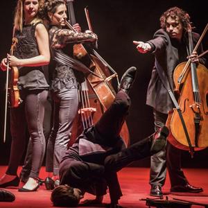 Orquestra de Cambra de l'Empordà, 'Desconcerto'