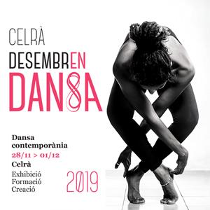 DesembreEnDansa, dansa a Celrà, 2019