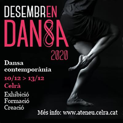DesembrEnDansa, dansa a Celrà, 2020