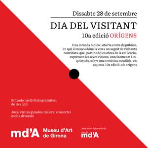 Dia del Visitant - 10a edició 'Orígens' - Museu d'Art de Girona 2019