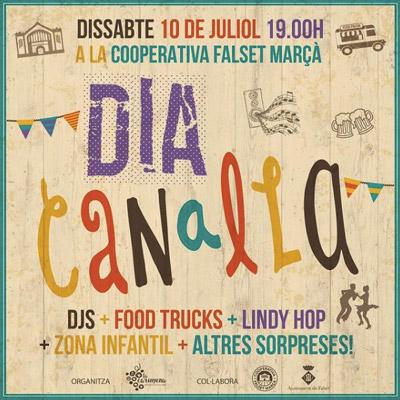 Dia Canalla, Associació Sociocultural La Carinyena, Falset, 2021