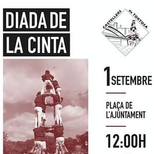 Diada de la Cinta - Castellers de Tortosa 2019