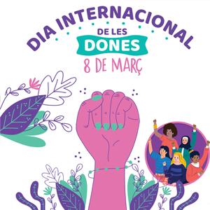 Dia Internacional de les Dones a Valls, 2020