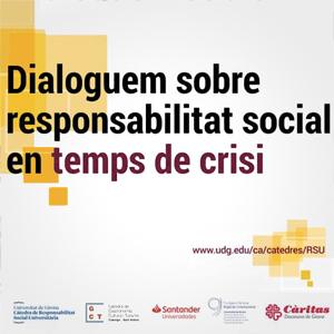Dialoguem sobre responsabilitat social en temps de crisi, Diàleg, En streaming, 2020