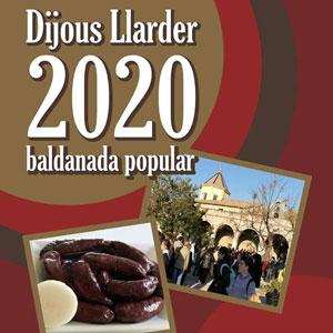 Dijous Llarder - Tortosa 2020