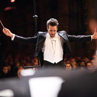 Jacopo Sipari di Pescasseroli, director d'orquestra