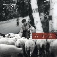 Caràtula del disc d'Arnau Obiols 'Tost'