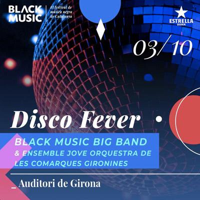 Concert 'Disco Fever' de la Black Music Big Band amb Ensemble JOCG, Black Music Festival, 2021